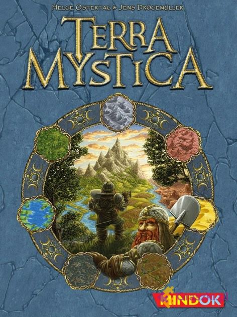 Terra Mystica (PL) (darmowa dostawa) | Bard